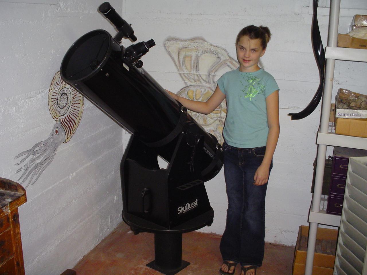 Orion 10 inch Dobsonion Telecope Model XT10