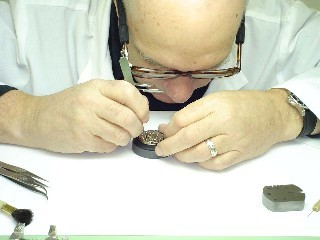 Chronograph Repair 4th Semester ~ Paul Penrose